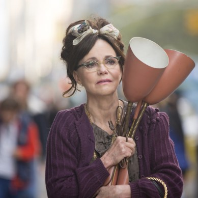 Sally Field Talks Coming-of-A-Certain-Age In 'HELLO, MY NAME IS DORIS'