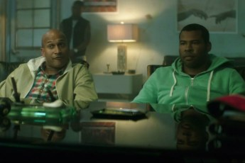From Left To Right (Keegan Michael Key & Jordan Peele) (Photo Courtesy of New Line Cinema)