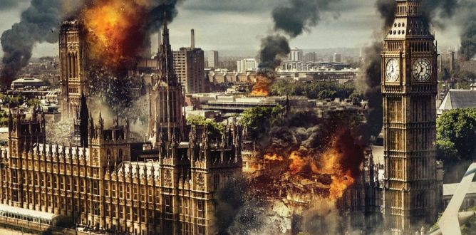 Movie Review: 'LONDON HAS FALLEN' offers the expected brainless mayhem
