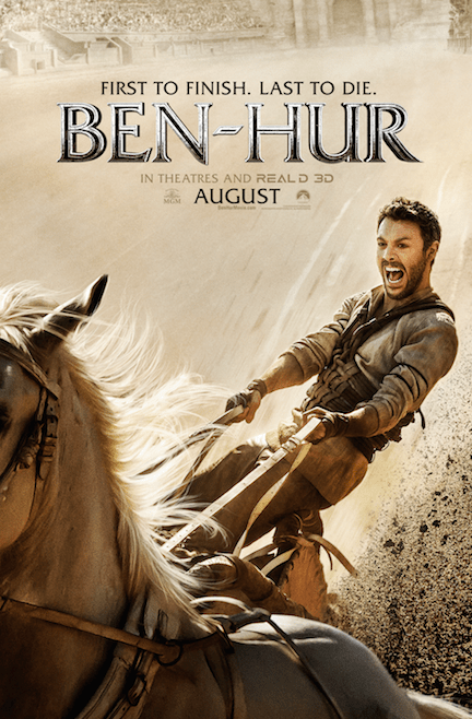 'Ben-Hur' Is Back and He Wants Revenge