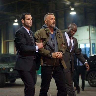 Kevin Costner & Ariel Vromen on being 'CRIMINAL'-ly unapologetic