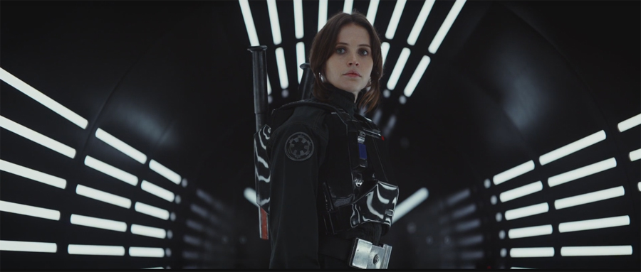'ROGUE ONE' teaser trailer gives us the warm fuzzies