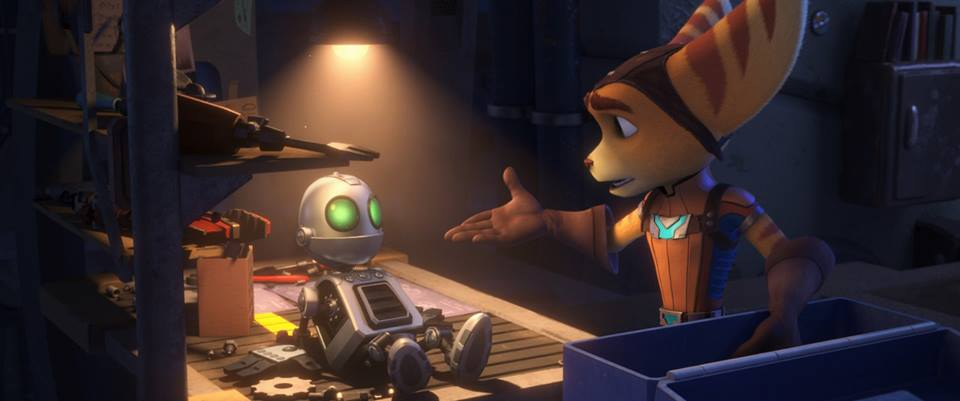 Movie Review: 'RATCHET & CLANK' gives some promise to video game adaptations