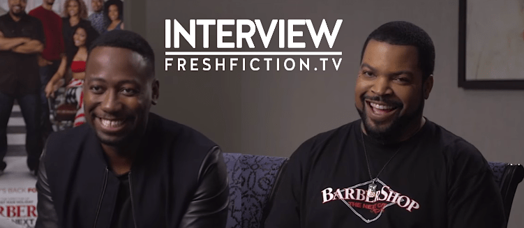 Confessions of being an actor, 'POOTIE TANG' and 'BARBERSHOP: THE NEXT CUT' – A video chat with Ice Cube and Lamorne Morris