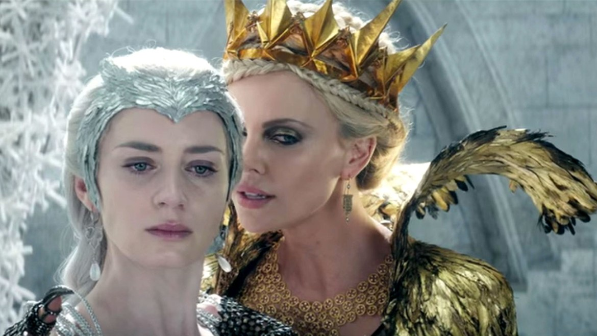 #tbt review: Film's greatest display of feuding sisters to go along with 'THE HUNTSMAN: WINTER'S WAR'