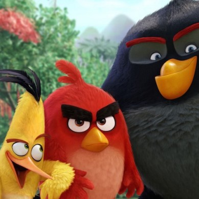 Movie Review: 'THE ANGRY BIRDS MOVIE' – Occasionally cute but unnecessary