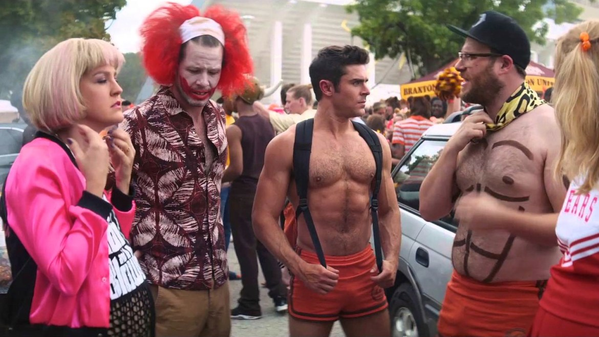 Movie Review: 'NEIGHBORS 2: SORORITY RISING' – tapped out