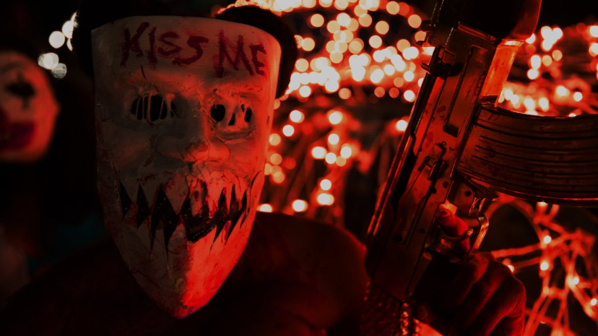 A Look Deeper into the Carnage of 'THE PURGE : ELECTION YEAR'