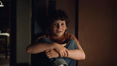Yelchin in 2001's HEART IN ATLANTIS. Photo courtesy of Warner Bros.