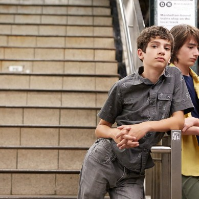 Growing pains of being 'little men' lend honesty to film