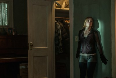 Jane Levy stars in the horror-thriller DON'T BREATHE as Rocky. Photo courtesy of Sony Pictures Releasing.