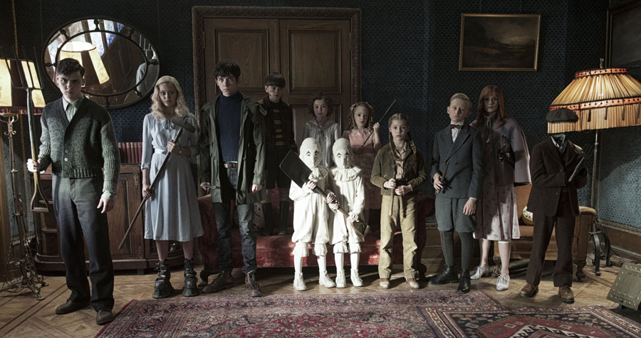 Fantastic Fest Review: 'MISS PEREGRINE'S HOME FOR PECULIAR CHILDREN' – Creeper By The Dozen