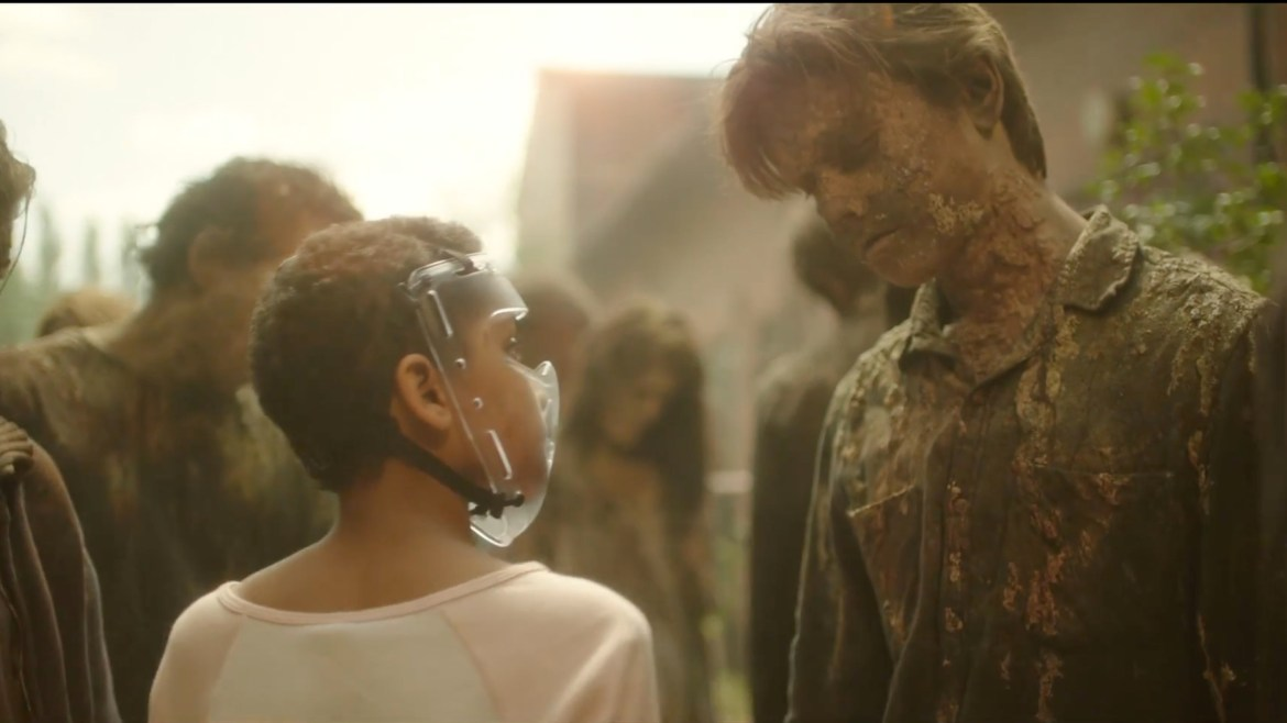 Fantastic Fest Review: 'THE GIRL WITH ALL THE GIFTS' ushers in a new age for zombie films