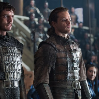 Movie Review: 'THE GREAT WALL' – Mongolian Beefcake