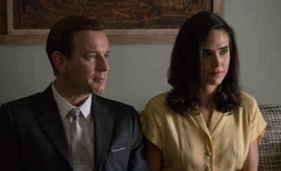 Ewan McGregor and Jennifer Connelly in AMERICAN PASTORAL. Courtesy of Lionsgate.