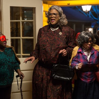 Movie Review: 'TYLER PERRY'S BOO! A MADEA HALLOWEEN' scares up laughs