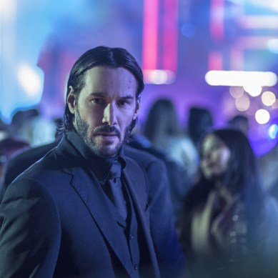 'JOHN WICK: CHAPTER 2' trailer touts new suit, new city, more kick-ass service!