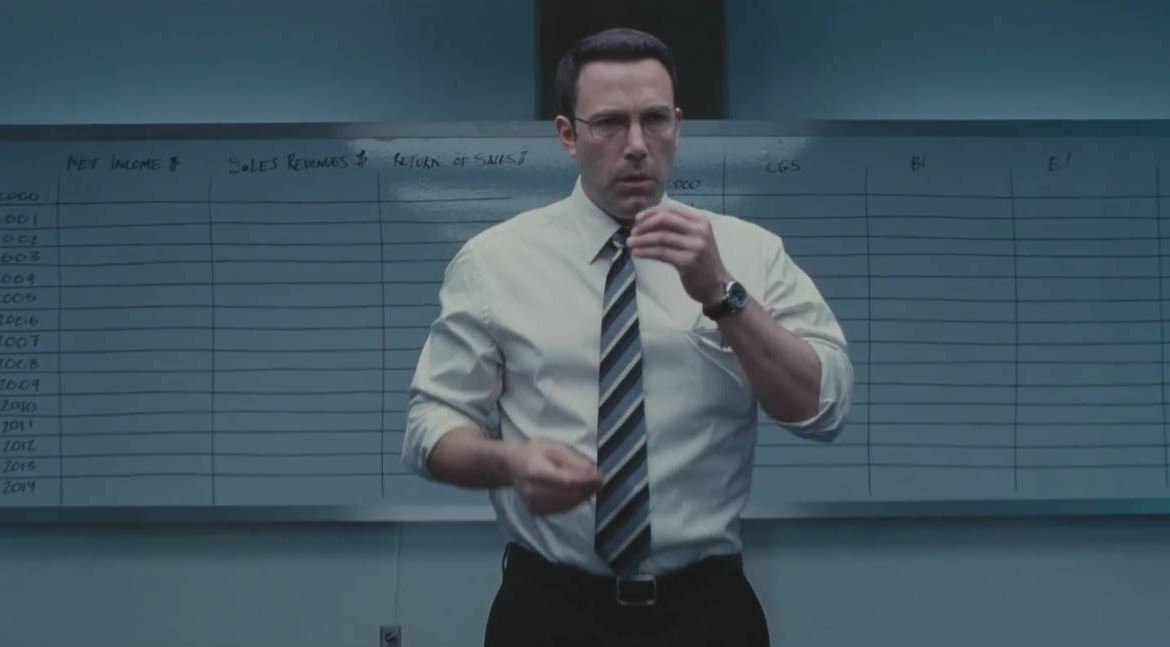 Movie Review: 'THE ACCOUNTANT' needs auditing