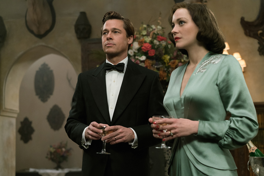 Spies! Sex! Spectacle! It's all in Brad Pitt & Marion Cotillard's 'ALLIED'