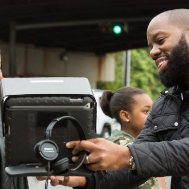 The value of showing not telling with 'ALMOST CHRISTMAS' filmmaker David E. Talbert