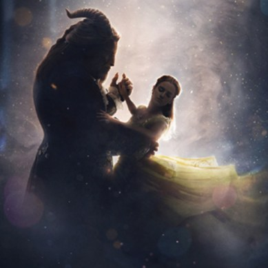 'BEAUTY AND THE BEAST' Poster Dazzles