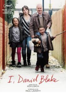 I DANIEL BLAKE poster