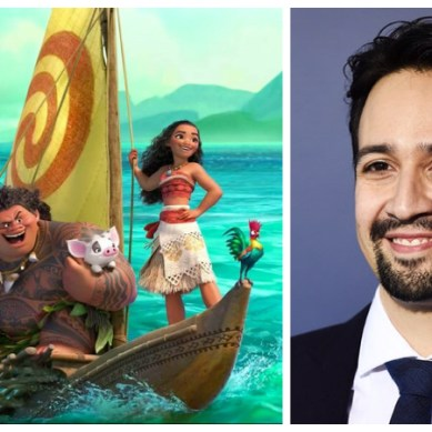 Finding the music inside 'MOANA' with Lin-Manuel Miranda