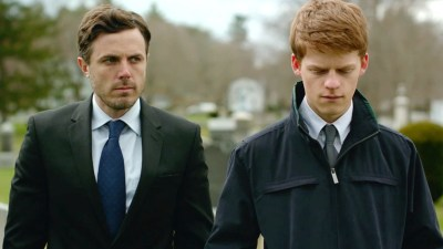 Casey Affleck and Lucas Hedges star in MANCHESTER BY THE SEA. Courtesy of Amazon Studios.