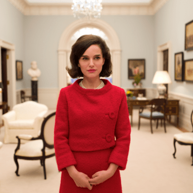 Movie Review: 'JACKIE' – Camelot Has Fallen