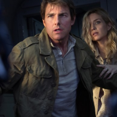 Movie Review: 'THE MUMMY' – mock like an Egyptian