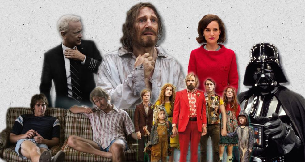 Preston's Top 10 Movies of 2016