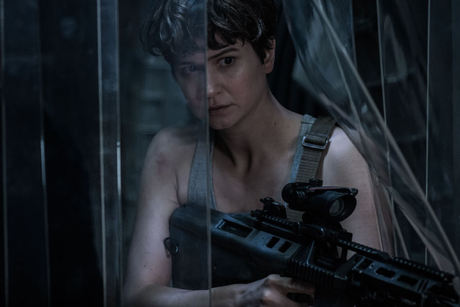 Let's analyze the 'ALIEN: COVENANT' first look footage & trailer