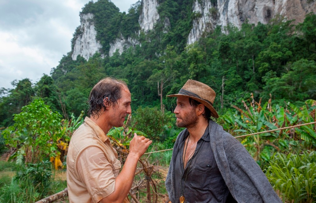 Movie Review: 'GOLD' is leaden