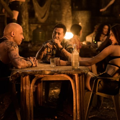 Vin Diesel, Deepika Padukone & Michael Bisping think 'XXX: THE RETURN OF XANDER CAGE' is necessary for our time