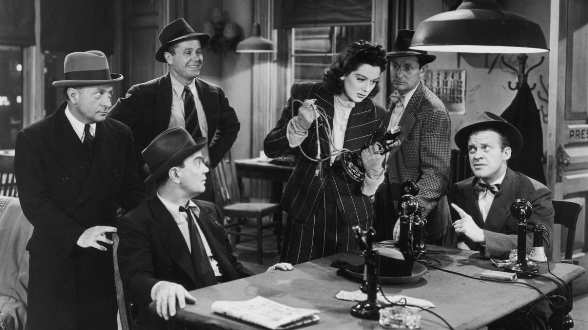 Blu-ray Reviews: 'HIS GIRL FRIDAY', 'THE ACCOUNTANT', 'xXx', 'BIRTH OF A NATION' and 'DEEPWATER HORIZON'