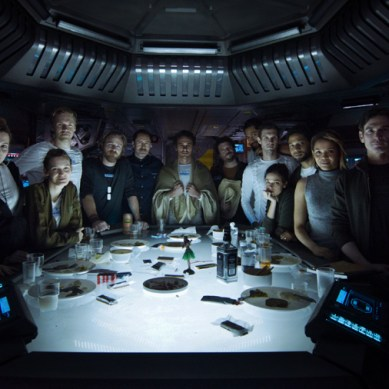 'ALIEN: COVENANT' Prologue Short Lets Us Get To Know The Crew