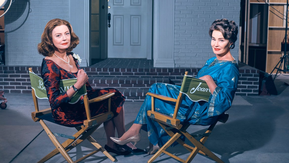 Fresh On TV: 'FEUD' Masterfully Revives One of Hollywood's Most Bitter Rivalries
