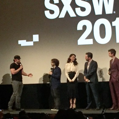 SXSW Day 2 Recap: 'BABY DRIVER', 'SMALL TOWN CRIME' and comedy shows