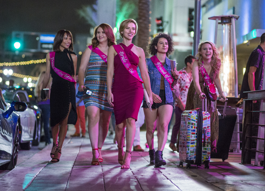 'ROUGH NIGHT' is a MUST SEE girls night out flick!