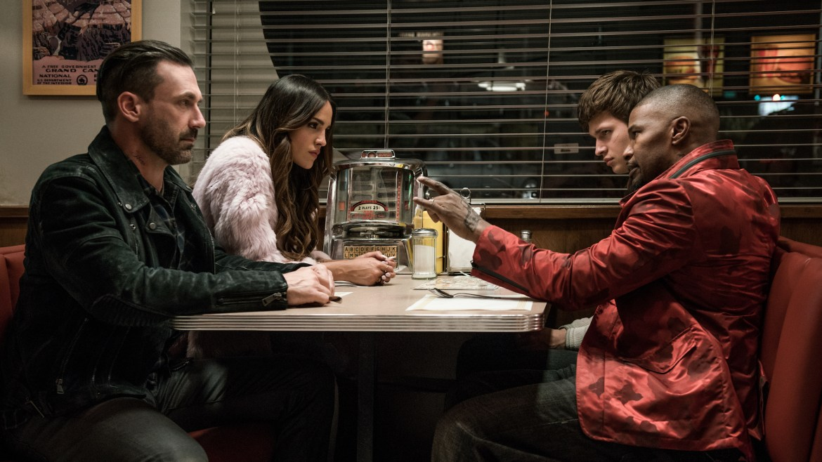 Movie Review: 'BABY DRIVER' screams awesome