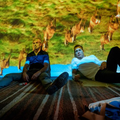 Rapid Movie Review: 'T2 TRAINSPOTTING', 'PERSONAL SHOPPER', 'RAW' and 'SONG TO SONG'