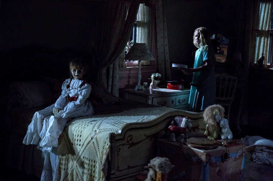 'ANNABELLE: CREATION' is one helluva haunting next level prequel