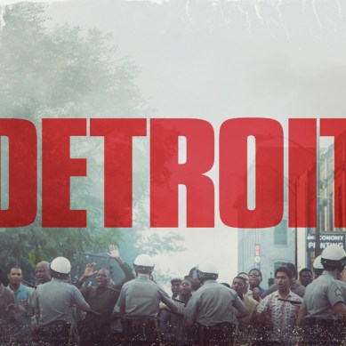 Kathryn Bigelow's DETROIT is going to be historic