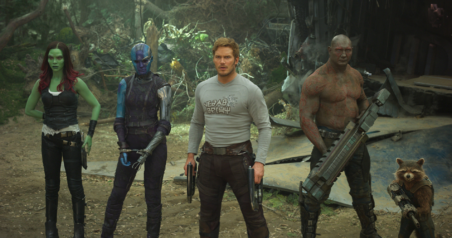 19 fun facts you should know about 'GUARDIANS OF THE GALAXY VOL. 2'