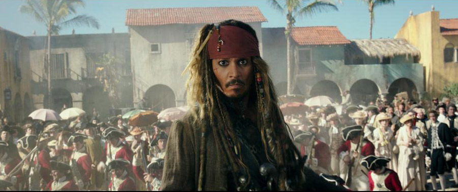 Win a Digital Copy of 'PIRATES OF THE CARIBBEAN: DEAD MEN TELL NO TALES'