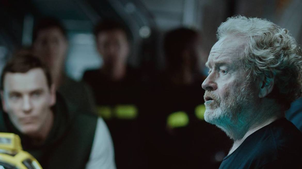 Ridley Scott's 'ALIEN: COVENANT' analyzes the beauty and horror in creation
