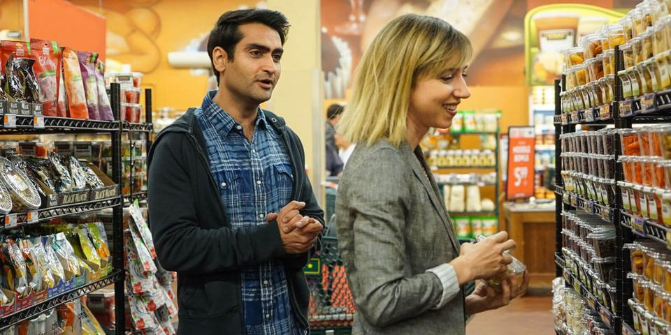 'THE BIG SICK' revives Rom-Com with writers' true love story