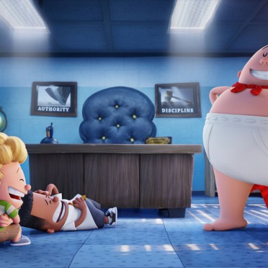 Movie Review: 'CAPTAIN UNDERPANTS' leaves a skid mark
