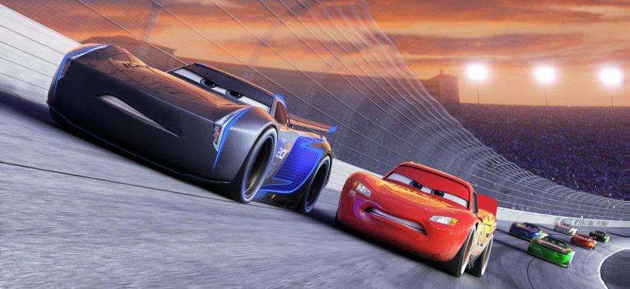 Win a digital copy of 'CARS 3'!
