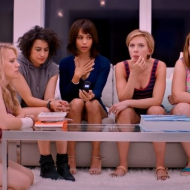 'ROUGH NIGHT' parties hard, but leaves a minor hangover